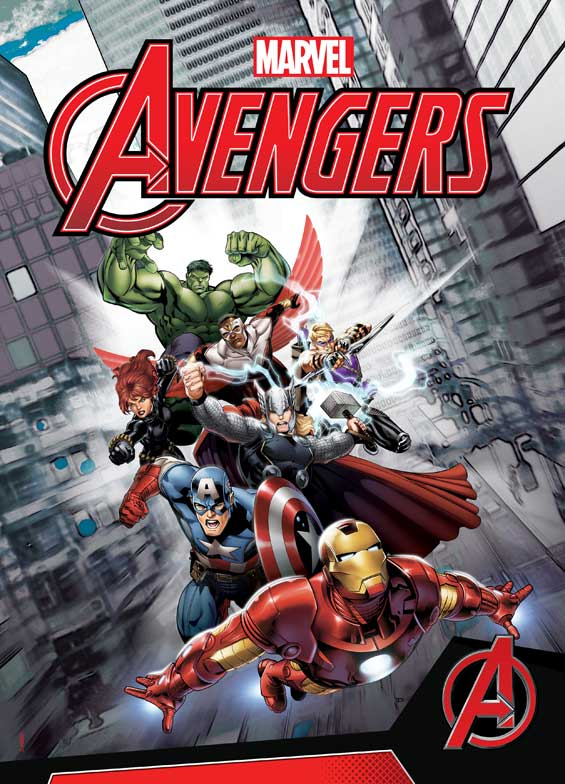 Kolekcja Avengers