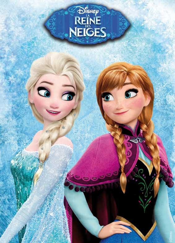 Kolekcja Disney Frozen