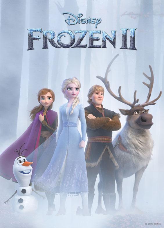 Katalog oprawki Frozen