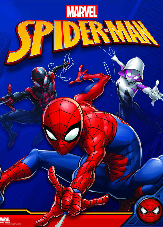 Oferta Oprawek Spiderman